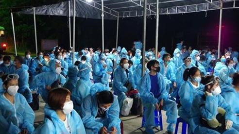 Ngày 29/10, Việt Nam có thêm 4 người nhập cảnh mắc COVID-19