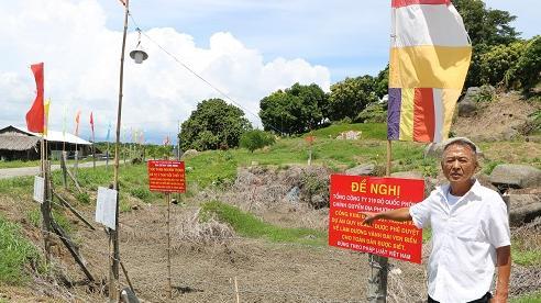 Thanh tra Bộ VHTD&DL đề nghị UBND tỉnh Kiên Giang làm rõ vụ Khu di tích lịch sử bị xâm phạm