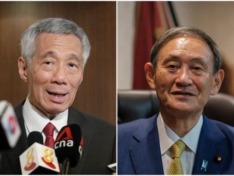 Singapore-Nhật Bản nhất trí thúc đẩy quan hệ song phương