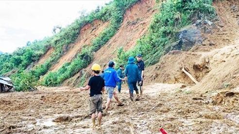 Vụ sạt lở núi làm 11 người mất tích: Tìm thấy thêm 2 thi thể
