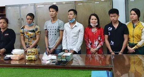 Để đấu tranh có hiệu quả với tội phạm về ma tuý ở TP HCM