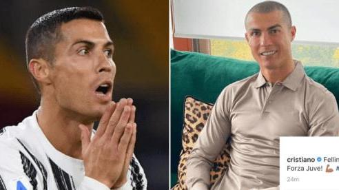 Ronaldo chửi xét nghiệm Covid-19 làm lỡ đấu Messi và Barca