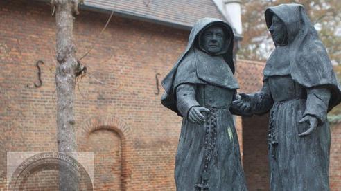 Các tu viện Beguinages xứ Franders