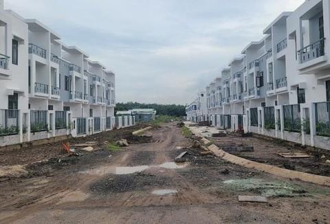 Xử phạt dự án Viva Park vì xây dựng không phép 488 căn nhà