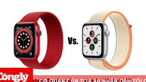 Apple Watch S6 và SE giảm giá tại Việt Nam ngay sau khi mở bán