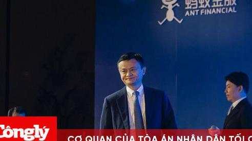 Jack Ma lại làm nên lịch sử với vụ màn IPO lớn nhất thế giới