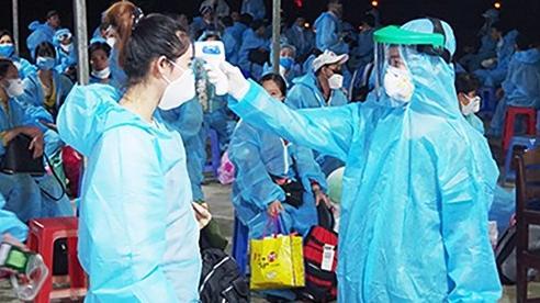 176 công dân từ Đài Loan (Trung Quốc) về nước đều âm tính với SARS-CoV-2