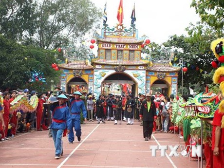 Đặc sắc Lễ hội văn hóa du lịch Dinh Thầy Thím tại Bình Thuận