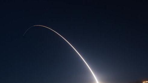 Mỹ 'khai hỏa' lửa đạn đạo xuyên lục địa Minuteman III