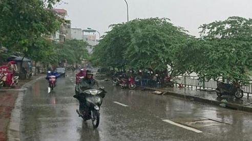 Dự báo thời tiết ngày 31/10: Hà Nội tiếp tục có mưa, trời lạnh