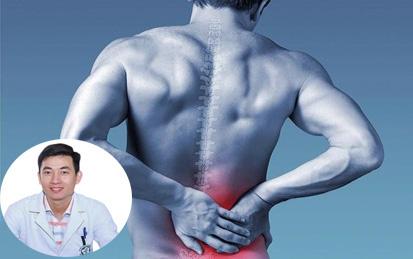 Không tự đắp lá, tiêm thuốc khi đau thắt lưng, có thể bị nhiễm trùng nặng, phải thở máy.