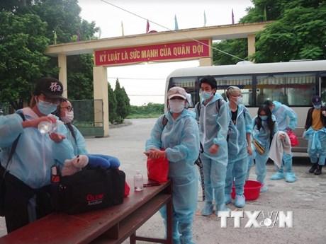 Việt Nam không ghi nhận ca mắc mới, 1.063 người được điều trị khỏi