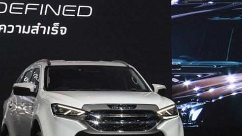 Isuzu trình làng mẫu xe MU-X 2021 tại Thái Lan, giá từ 35.500 USD