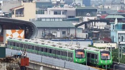 Lập Hội đồng thẩm định Báo cáo nghiên cứu tiền khả thi dự án đường sắt đô thị Hà Nội tuyến số 5
