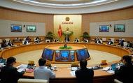 Thủ tướng yêu cầu tập trung thảo luận về tình hình bão lũ, giải pháp hỗ trợ người dân