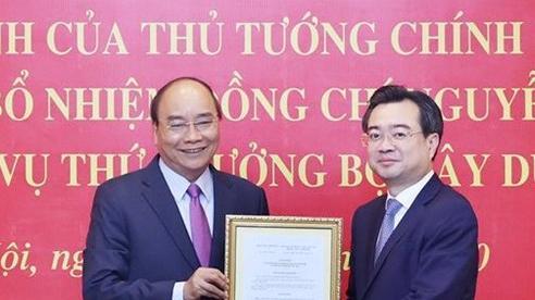 Chân dung Thứ trưởng bộ Xây dựng Nguyễn Thanh Nghị