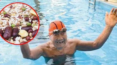 99 tuổi vẫn bơi 'sương sương' 15km không cần nghỉ, bác sĩ chia sẻ 3 bí quyết sống lâu tránh xa bệnh tật