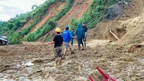 Khẩn trương tìm kiếm 47 người mất tích, ổn định đời sống người dân