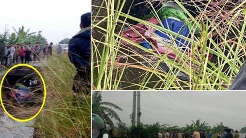Hà Nội: Phát hiện nam thanh niên tử vong ở cánh đồng