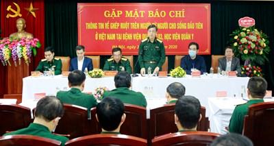 Học viện Quân y thực hiện ghép ruột thành công từ người cho sống đầu tiên ở Việt Nam