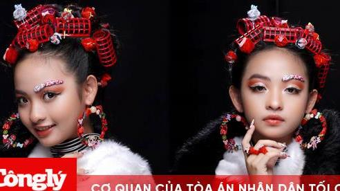 Mẫu nhí Nguyễn Ngọc Khánh Phương khoe thần thái 'đỉnh cao' trong bộ ảnh mới