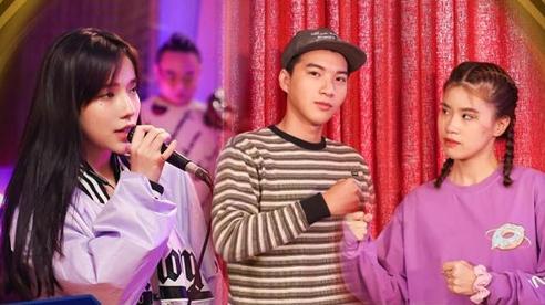 King Of Rap: Lyly tung ca khúc mới vào vai Romeo - Juliet cùng HIEUTHUHAI, tiết lộ ấn tượng nhất với Pháo