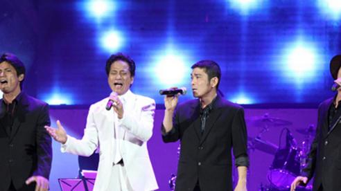 Bật mí 4 chàng trai yêu ca hát trong số 14 người con của danh ca Chế Linh