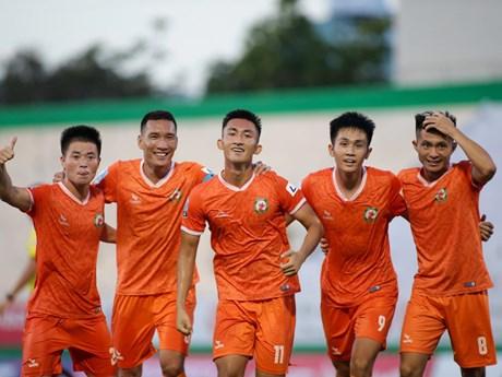 Vô địch hạng Nhất, Bình Định giành vé lên chơi V-League mùa giải tới