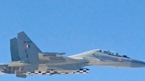 Ấn Độ thử thành công tên lửa BrahMos từ tiêm kích Su-30