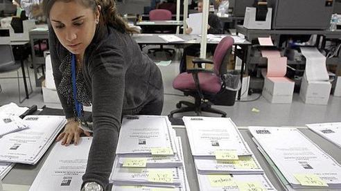 Mất bao lâu để kiểm phiếu trong cuộc bầu cử Tổng thống Mỹ sắp tới?