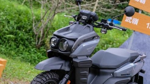 Yamaha ra mắt mẫu xe BW'S 125 thế hệ mới: Thiết hầm trông hầm hố hơn