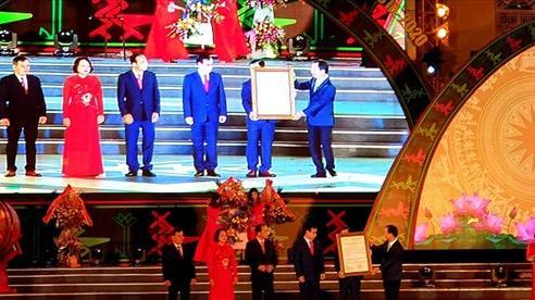 Quảng Ninh: Khai mạc Tuần Văn hóa, thể thao các dân tộc vùng Đông Bắc