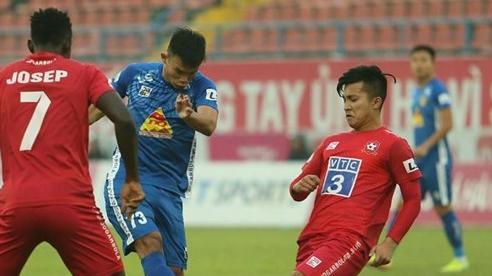 Quảng Nam rớt hạng: Ghi danh lịch sử V-League