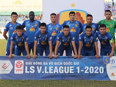 V-League 2020: Quảng Nam xuống hạng, Nam Định thoát hiểm thành công