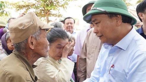 Thủ tướng sẽ vào miền Trung để xem 'hàng hóa, gạo có đến tay người dân thực sự không'