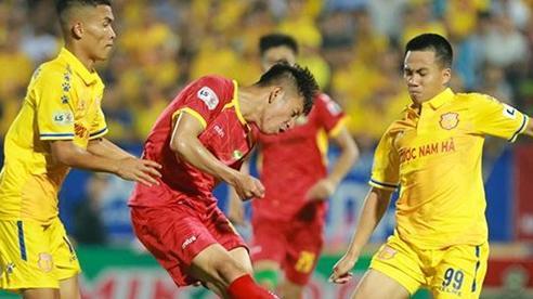 SLNA vs Nam Định, 17h00 ngày 31/10: Sinh tử ở thành Vinh