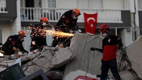 Động đất tại Thổ Nhĩ Kỳ và Hy Lạp: Ít nhất 28 người thiệt mạng, ghi nhận sóng thần ở đảo Samos