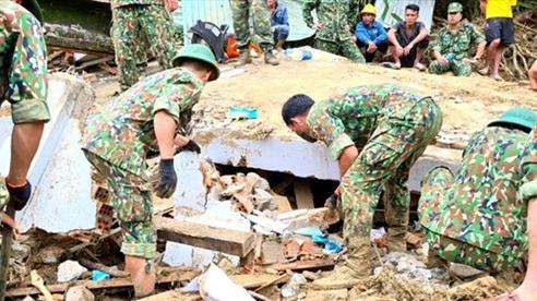Bộ trưởng Ngoại giao Bangladesh gửi điện thăm hỏi tình hình sạt lở đất ở Quảng Nam