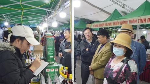 Hàng nghìn đặc sản miền Trung - Tây Nguyên hội tụ tại Hà Nội