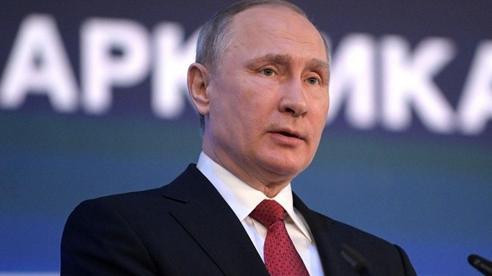 Nga tăng xuất khí sang châu Á, đề nghị với Ukraine