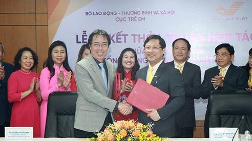Vietnam Post chung tay bảo vệ trẻ em
