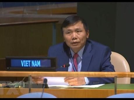 Việt Nam kêu gọi cộng đồng quốc tế thực hiện cam kết trợ giúp Iraq
