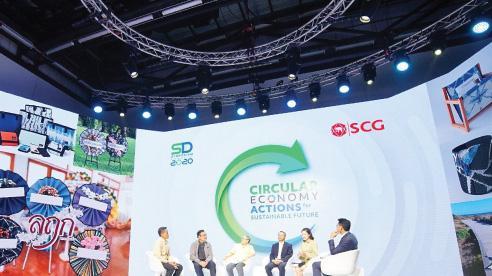 Kinh tế Tuần hoàn – 'Chìa khóa' vượt khủng hoảng của SCG