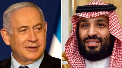 Israel-Saudi Arabia: Người thổi lửa, kẻ dập khói