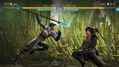 Shadow Fight Arena - trò chơi chiến đấu PvP thời gian thực đem đến luồng gió mới của Nekki