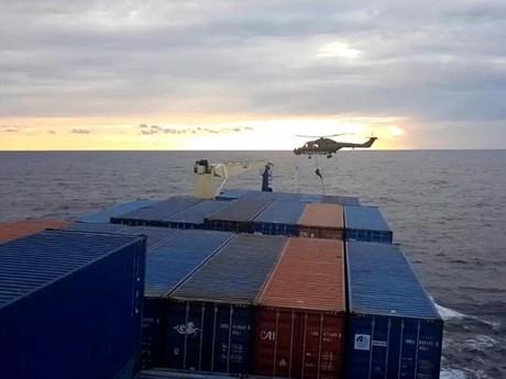 EU bảo vệ việc binh sỹ Đức kiểm tra tàu Thổ Nhĩ Kỳ nghi chở vũ khí