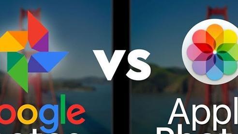 iCloud Photos hay Google Photos... lưu trữ ảnh xịn sò hơn?