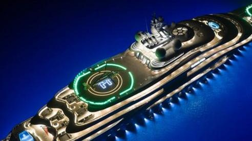 Bên trong siêu du thuyền đắt nhất thế giới