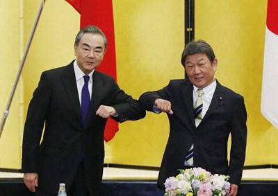Trung Quốc, Nhật Bản nhất trí thúc đẩy hợp tác
