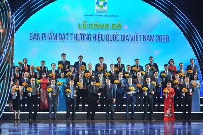 Phấn đấu đến năm 2030, Việt Nam sẽ có hơn 1.000 sản phẩm đạt Thương hiệu quốc gia Việt Nam